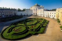 皇家狩猎的宫殿 库存图片