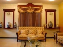 皇家的会议室 库存图片