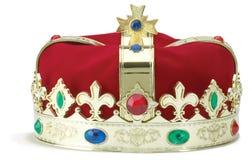 皇家的冠 库存图片