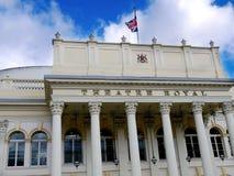 皇家的剧院,诺丁汉 免版税库存图片
