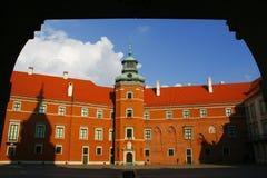 皇家的城堡 库存图片