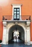 皇家的城堡 免版税图库摄影
