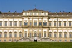 皇家的宫殿 免版税库存图片