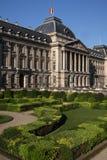 皇家的宫殿 免版税图库摄影