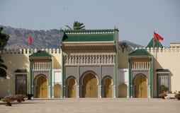 皇家的宫殿 库存照片