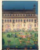 皇家的庭院 免版税库存照片
