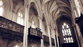 皇家的教堂,都伯林,爱尔兰 免版税图库摄影