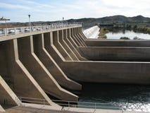 皇家的水坝 免版税库存照片