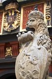 皇家的狮子 库存图片