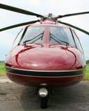 皇家的直升机 库存照片