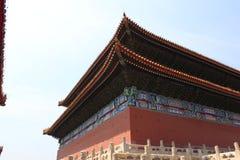 皇家祖先寺庙 免版税库存图片