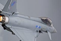 皇家空军台风 图库摄影