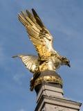皇家空军纪念品在伦敦 免版税库存图片