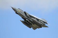 皇家空军龙卷风 免版税库存图片