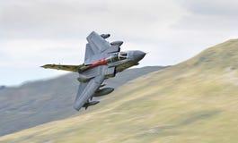 皇家空军龙卷风Gr4 免版税库存照片