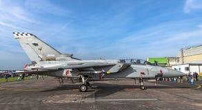 皇家空军Panavia龙卷风GR4 免版税库存照片