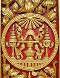 皇家符号 库存照片