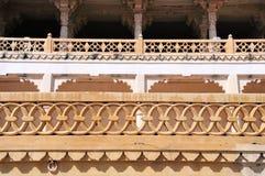 皇家结构的宫殿 库存照片