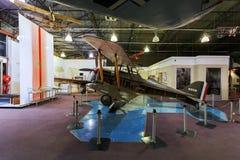 皇家航空器侦察员实验SE5a 免版税库存照片