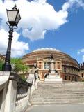 皇家阿尔伯特的大厅 免版税库存图片
