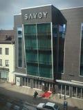皇家饭店吕勒奥瑞典 免版税库存照片
