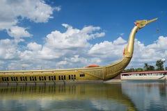 皇家驳船Suphannahong 免版税图库摄影
