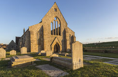 皇家驻军教会,波兹毛斯,英国 库存图片