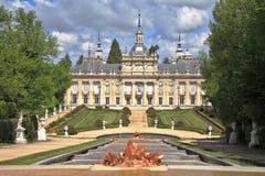 皇家17世纪的宫殿 免版税库存图片