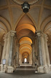 皇家caserta意大利的宫殿 库存照片