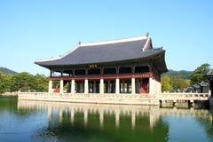皇帝宫殿在汉城 免版税库存图片