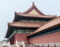 皇帝的宫殿 免版税库存图片