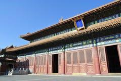 皇帝皇家寺庙在中国 免版税图库摄影