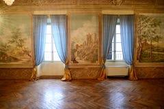 皮亚琴察,意大利- 2016年11月19日:第17个c的内部看法 库存图片