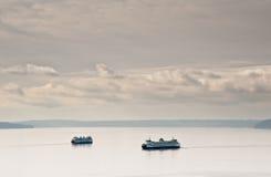 皮吉特湾 库存图片