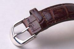 皮带手表 免版税库存图片
