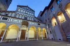 皮斯托亚(托斯卡纳,意大利) 免版税库存照片
