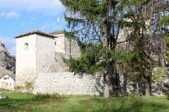 皮罗特堡垒 免版税库存图片