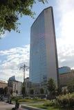 皮雷利摩天大楼大厦在米兰 库存照片