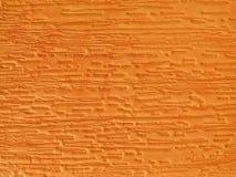 皮革橙色纹理 免版税库存照片