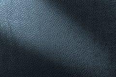 皮革纹理或皮革背景 时尚家具室内装璜设计的皮革 免版税库存图片
