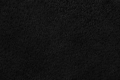 黑皮革纹理3a 免版税库存照片