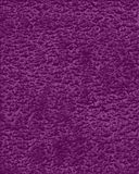 皮革紫色 免版税库存照片