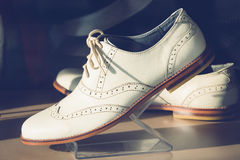 皮鞋 库存图片