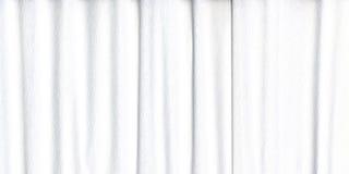 皱纹纸白色 库存图片