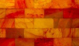 盐室在温泉旅馆 盐疗法蒸汽浴的内部, 免版税库存图片
