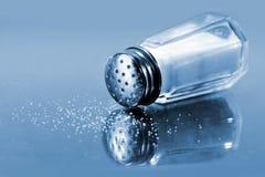 盐瓶 库存照片