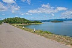 盐水湖 图库摄影