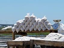 盐组装 免版税库存图片