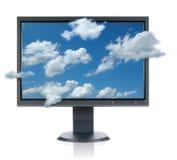 监控程序 免版税图库摄影