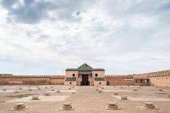 监狱卡拉 梅克内斯,摩洛哥 库存照片